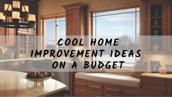 home improvement ideas on budget