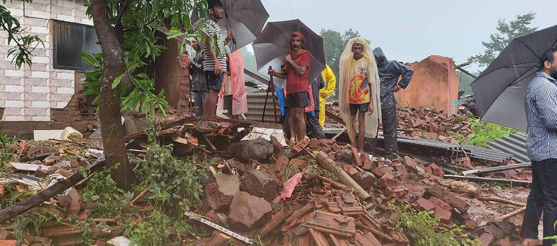 Monsoon In India: Death Toll Rises To 159, Dozens Missing