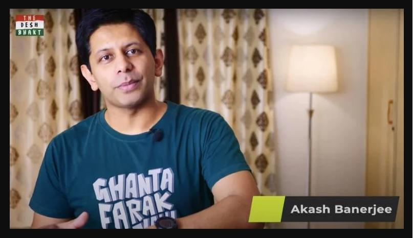 Modi Government Seeks To Censor Youtuber Akash Banerjee